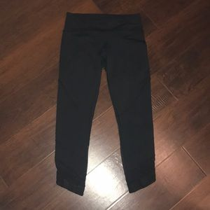 lululemon Black Crops